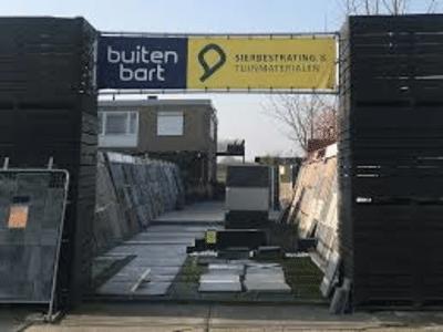 De mooiste sierbestrating in Zwolle vind je bij Buitenbart